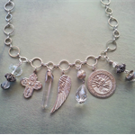 "Amulet, talisman, ""Protection"" necklace"