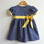 Baby's Party Dress, sizes 3 to 24 months