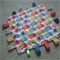 Baby Taggie Blanket - Colourful Elephants - Gift