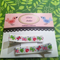 Garden Friends Hair Clip set