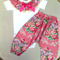 """ Country Rose Garden "" 