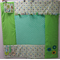 Green Woodland Creature Interactive Play Mat