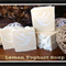 Lemon Yoghurt Soap