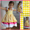 Lalaloopsy Inspired Grace Dress