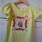 Strawberry shortcake apple green tee sz 6