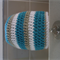 Striped Hat, Crochet, 3-6 months, Boy