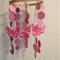 Decorative Paper Butterfly Baby Mobile