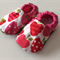 Strawberry Soft Soled Shoes