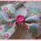 Pinwheel Bow on clip