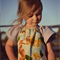 Ellie Easter dress 'the little farm girl' collection