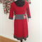 Red Miracle Dress 