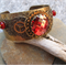 FIRE ANGEL SWAROVSKI CUFF INSPIRED CUFF