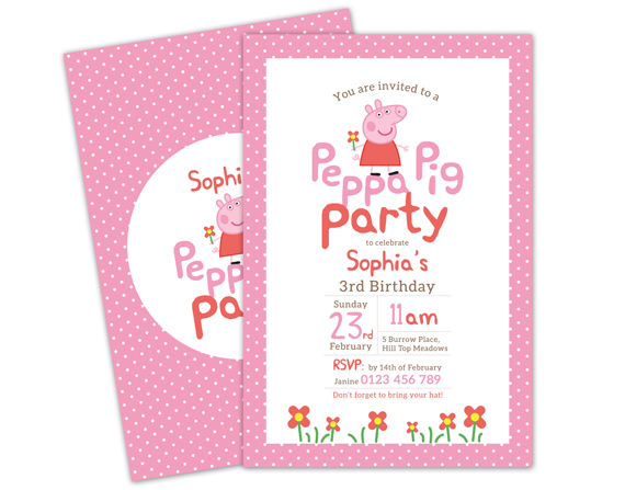 Double Birthday Invitations is awesome invitation template
