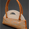 Quality leather & upholstery handbag