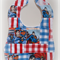 Baby boys superman bib - baby, boy, blue