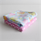 Wash Cloths Set of 2 Elephants and Pink Polka Dots