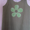 Reversible Daisy Applique Dress