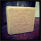 Goats milk honey and oats cold press soap