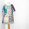Ladies Patch Peasant Dress