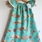 'Love Birds' Seaside Dress ~ Size 2