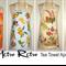 Metro Retro L'Orange Vintage Tea Towel Kitchen Apron * Birthday Gift Idea