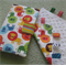Baby Set - Nappy and Wipe Holder / Taggie Blanket - Gift