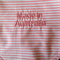 "Bandanna/Bib for Girls 3mths to toddler - ""Made in Australia"""