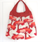 Large Savannah Tote Shoulder Bag with Vinyl Handles