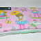 Fairy Princess Garden Pink Wipes Case