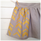 Golden Aztec Skirt - Size 2