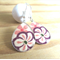 Japanese design/ Resin earrings