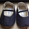 Twinkle twinkle little sparkle soft sole pre-walker baby shoes
