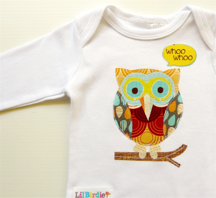 Owl Baby Gifts Australia : Baby wild owl onesie bodysuit boys unisex gift