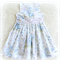 Girls Shabby Roses Party Dress 