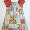 'Leila Rose' Girls Peasant Dress  Size 3