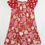 'Apple of My Eye' Girls Peasant Dress Size 3