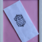 20 x White Paper Lolly Bags - 'Thank you for making our special day sweet'