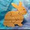 Bunny Rabbit Puzzle