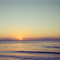 Sunrise Photography, Beach Photography, 8 x 10 Photographic Print