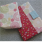 Handbag Set - A5 Notebook Cover / Makeup Pouch and Tissue Holder