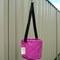 Hot Pink Peg Bag
