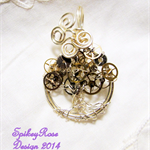 Custom Listing for Maureen - Wirework Tree of Life