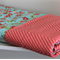 Large Baby cot blanket
