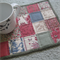 Mug Rug - Patchwork Mother's Day Gift