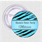 10 Medium badges - hens party personalised badges