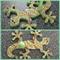 Coat Hook - Gecko