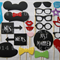 WEDDING Photo Booth Props - 31 Piece Set - WEDDINGS, WEDDINGS, WEDDINGS!!