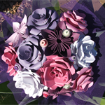 mothers day special - paper flower bouquet