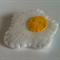 Felt Fried Egg Brooch