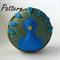 Peacock Pincushion PDF Pattern